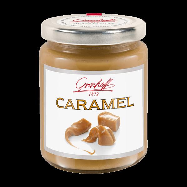 Caramel der pure Genuss