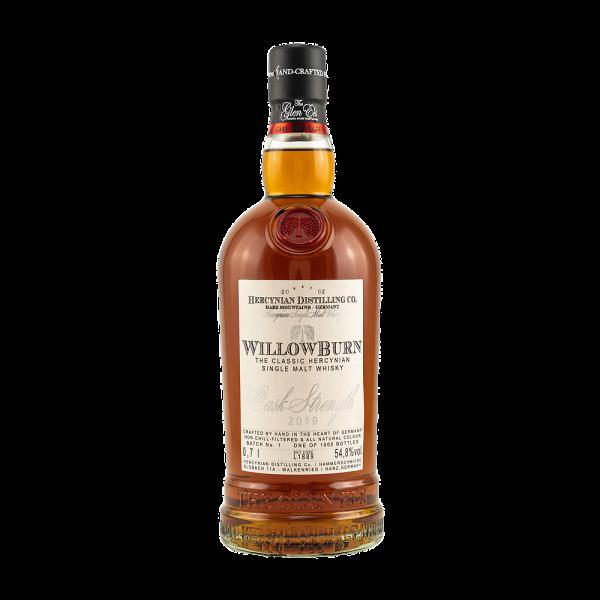 Willowburn Cask Strength - Single Malt Whisky - 54,8 % alc.