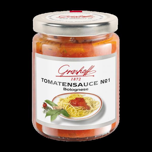 """Tomatensauce N°1 """"Bolognese"""""""