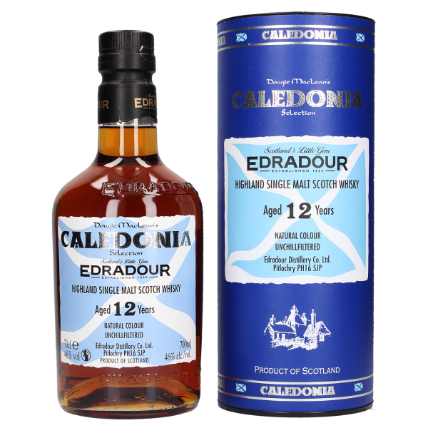 Caledonia 12 Jahre Single Malt Scotch Whisky 46 % vol.