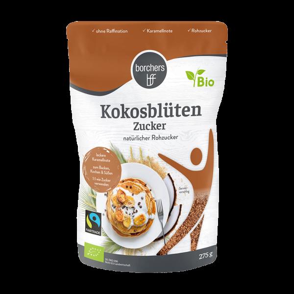 Bio-Fairtrade-Kokosblütenzucker