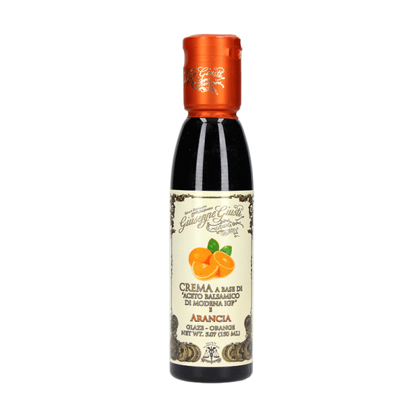 Giusti Crema Balsamico Orange