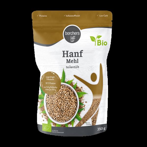 Bio Premium Hanfmehl