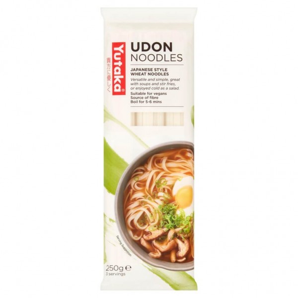 Udon Nudeln