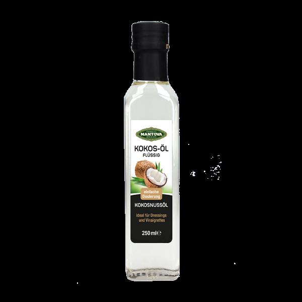 Mantova Kokosöl flüssig