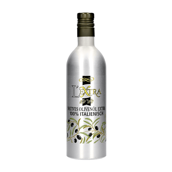 """L´Extra"" Olivenöl 100 % Italiano"