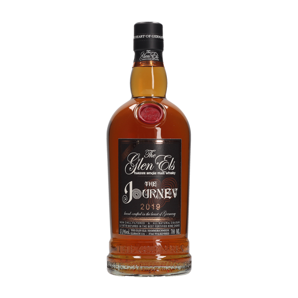 Glen Els The Journey 2019 - Single Malt Whisky - 43 % vol.