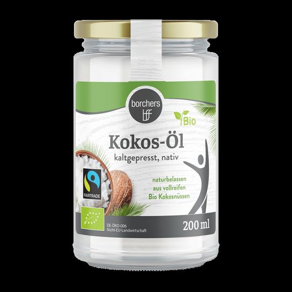 Bio-Fairtrade-Kokosöl
