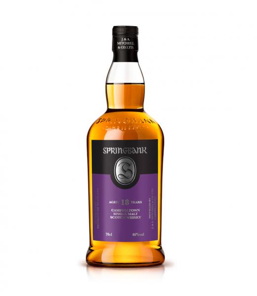 18 Jahre - Campletown Single Malt Scotch Whisky - 46 % vol.
