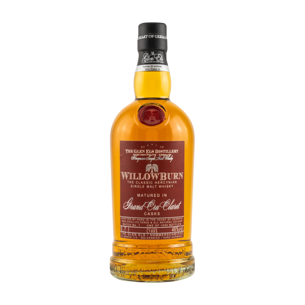 Willowburn - Grand Cru Calet Casks - Single Malt Whisky