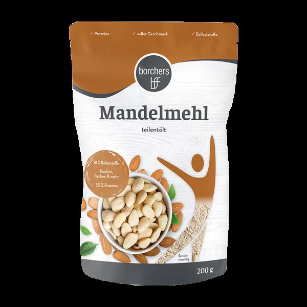 Premium Mandelmehl
