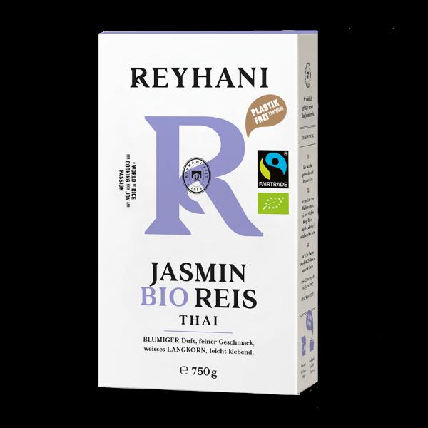 Bio-Fairtrade Jasmin Reis Thai