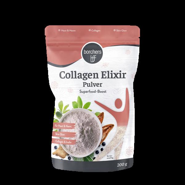 Collagen Elixir Pulver
