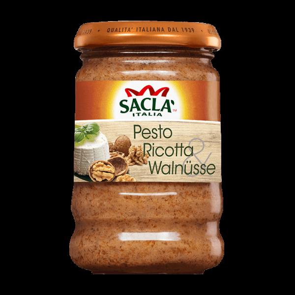 Pesto Ricotta & Walnüsse