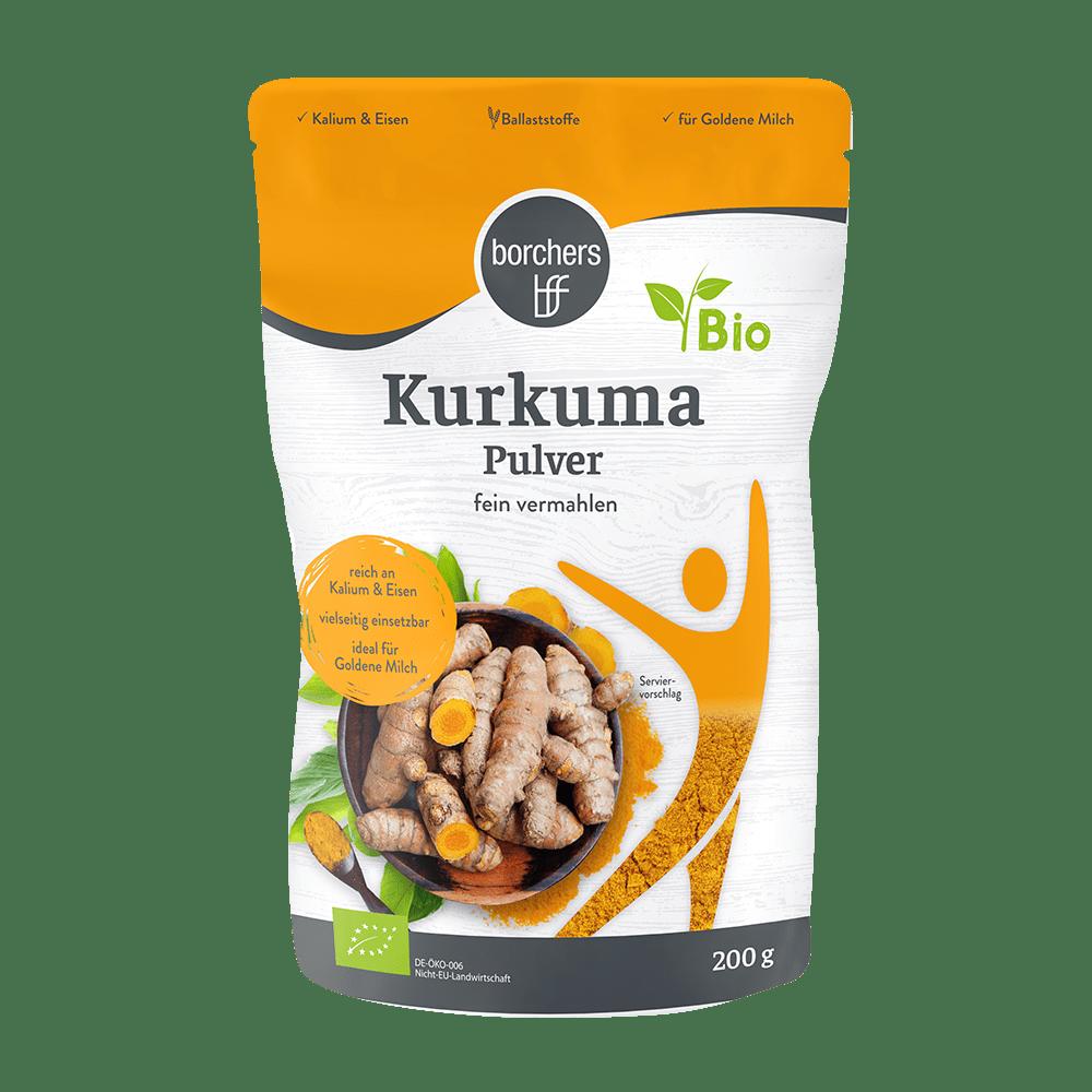 Bio Kurkuma-Pulver günstig online kaufen | foodsetter