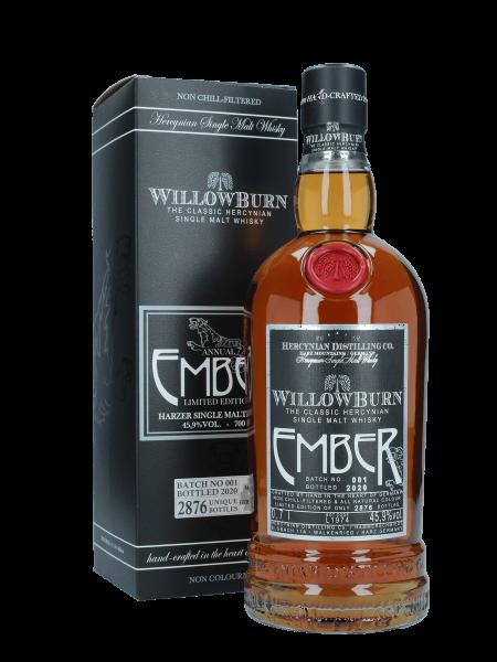 Willowburn Ember 2020 Single Malt Whisky