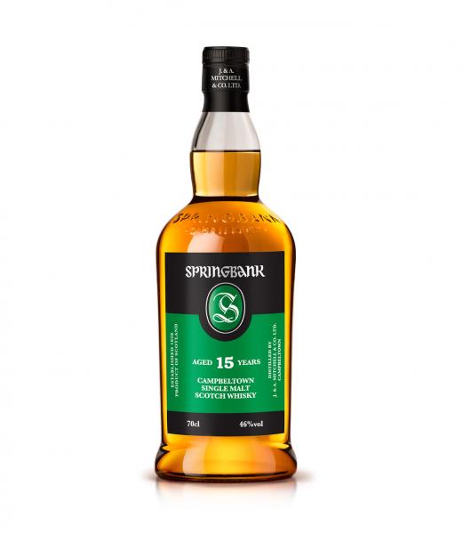 15 Jahre - Campletown Single Malt Scotch Whisky - 46 % vol.