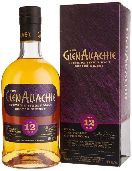 12 Jahre - Speyside Single Malt Scotch Whisky - 46 % alc.