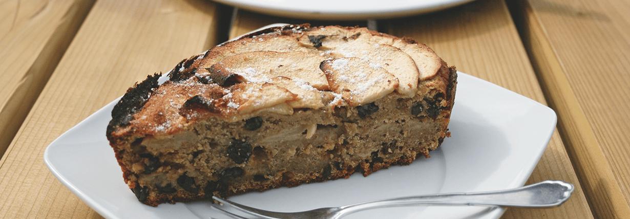 Kuchen ganz ohne Zucker