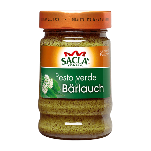 Pesto Verde Bärlauch