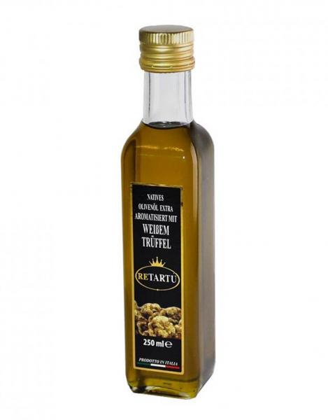 ReTartú Trüffelöl – weiße Trüffel