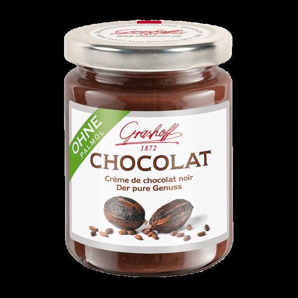 Dunkle Chocolat der pure Genuss