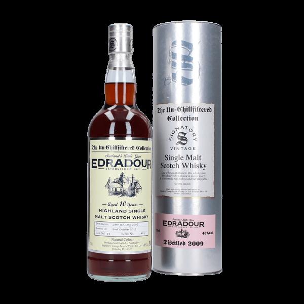 Sherry Cask No. 359 - 10 Jahre Single Malt Whisky abgefüllt von Signatory Vintage 2008/2019
