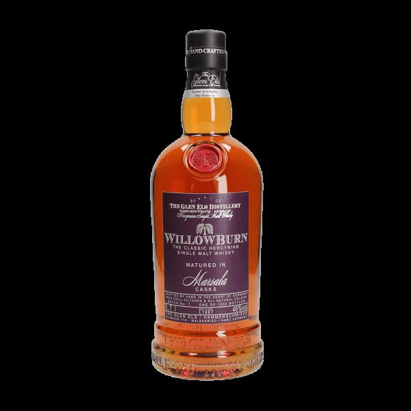 Willowburn Marsala Casks - Single Malt Whisky - 46 % vol.